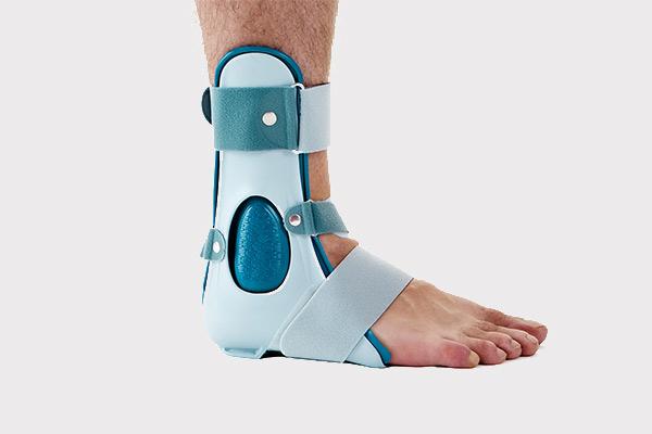 Stabilisation des Fußes